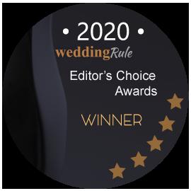 wedding rule badge 2020